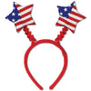 Patriotic Party Supplies - Soft-Touch Star Party Boppers