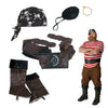 Pirate Party Supplies - Pirate Set