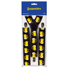 Beer Mug Suspenders - Oktoberfest Party Supplies