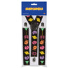 Arcade Suspenders - Retro Themed Party Supplies