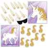 Unicorn Party Games (Pack of 48)