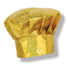 Prismatic Gold Chef's Hat (Pack of 6)