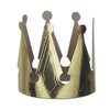 Medieval Party Supplies - Gold Foil King's Crown