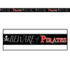 Pirate Party Supplies - Beware Of Pirates' Party Tape