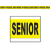 Senior Moment In Progress'' Party Tape