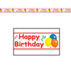 Birthday Party Supplies - Happy Birthday Party Tape