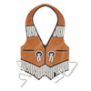 Western Party Supplies - Packaged Plastic Western Vest