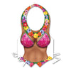 Luau Party Supplies: Packaged Plastic Beach Babe Vest