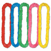 Soft-Twist Poly Leis - assorted colors