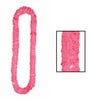 Luau Party Supplies - Soft-Twist Poly Leis - pink