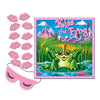 Birthday Party Supplies - Kiss The Frog Party Game