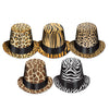 Animal Print Hi-Hats, assorted designs