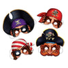 Pirate Party Supplies: Pirate Masks