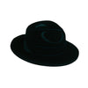Party Accessories - Black Velour Fedora