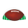 Football Party Supplies - Printed Football Hat