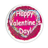Happy Valentine's Day Button