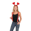 Heart Suspenders - adjustable