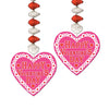 Valentines Day Party Supplies - Valentine Danglers