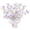 Heart Gleam 'N Burst Centerpiece - opalescent