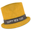 Glitz 'N Sparkle Happy New Year Top Hat