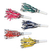 Fringed Trumpet Noisemakers - assorted colors