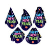 Neon Midnight Hat New Year's Eve Party Kit