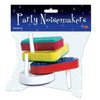Packaged Noisemakers - assorted colors