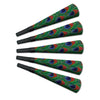 Peacock Horns - New Years Eve Noisemakers and Blowouts