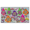 Color-Brite New Year's Eve Party Kit for 50 People