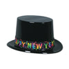 Beistle Celebrate HNY Topper (Pack of 25) - New Year's Eve Hats and Tiaras, New Year's Eve Party Supplies, New Year's Eve Stuff to Wear