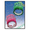 Happy New Year Regal Tiaras - assorted colors