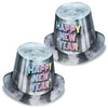 Disco Fever Hi-Hats, party supplies, decorations, The Beistle Company, New Years, Bulk, Holiday Party Supplies, Discount New Years Eve 2017 Party Supplies, 2017 New Year's Eve Stuff to Wear, New Year's Eve Hats and Tiaras