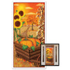 Thanksgiving Party Supplies - Fall Door Cover