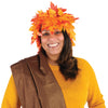 Fall Leaf Wig, party supplies, decorations, The Beistle Company, Fall/Thanksgiving, Bulk, Holiday Party Supplies, Thanksgiving Party Supplies, Thanksgiving Party Decorations