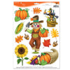 Fall Clings, party supplies, decorations, The Beistle Company, Fall/Thanksgiving, Bulk, Holiday Party Supplies, Thanksgiving Party Supplies, Thanksgiving Party Decorations