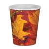 Fall Leaf Beverage Cups, party supplies, decorations, The Beistle Company, Fall/Thanksgiving, Bulk, Holiday Party Supplies, Thanksgiving Party Supplies, Thanksgiving Party Decorations, Thanksgiving Tableware