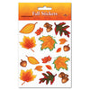 Thanksgiving Party Supplies - Fall Leaf Stickers