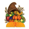 Thanksgiving Party Supplies - Cornucopia Centerpiece