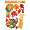 Thanksgiving Party Supplies - Thanksgiving Clings
