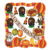 Thanksgiving Decorating Kit - 22 Pcs