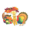 Thanksgiving Party Supplies - Thanksgiving Cutouts