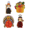 Thanksgiving Party Supplies - Thanksgiving Playmates