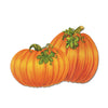 Thanksgiving Party Supplies - Packaged Pumpkin Cutouts