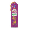 I Can Tie My Shoes Award Ribbon (Pack of 6)