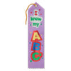 I Know My ABC's Award Ribbon (Pack of 6)