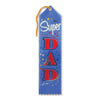 Super Dad Award Ribbon (Pack of 6)