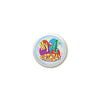My 4th Birthday Blinking Button (Pack of 6)