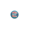 World's Best Wife Satin Button (Pack of 6)