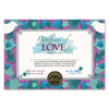 Certificate Of Love (Pack of 6)