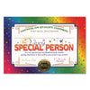 Very Special Person Certificate (Pack of 6)